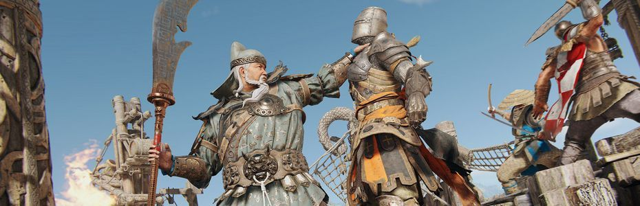 L'extension Marching Fire de For Honor est disponible
