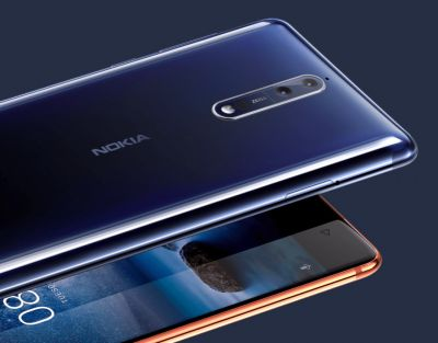 Tech'spresso:  Nokia 8, Google paye Apple et Sony Xperia XZ1