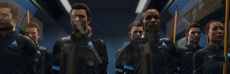 Best-of de nos émissions - On a fait le tour de droïde de Detroit:  Become Human