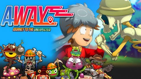 AWAY Journey to the Unexpected revient avec du gameplay