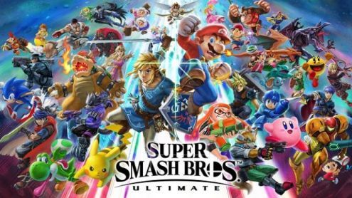 Super Smash Bros. Ultimate:  Record de ventes en Europe