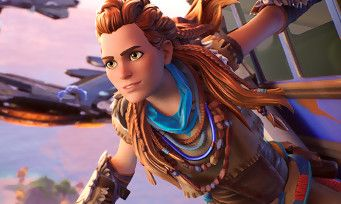 Fortnite:  Aloy de Horizon Zero Dawn arrive dans le jeu, trailer et screenshots