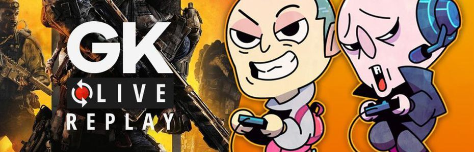 Gk live - Festin de roi sur Call of Duty: Black Ops 4 et son mode Blackout