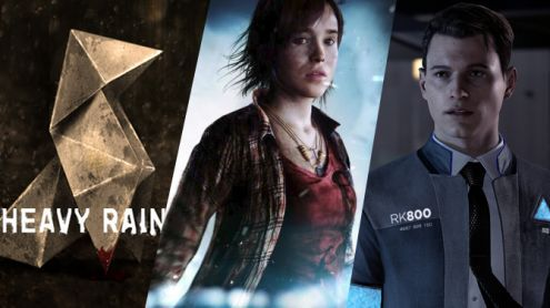 GDC 2019:  Heavy Rain, Beyond Two Souls et Detroit arrivent sur PC. en exclusivité sur l'Epic Games Store