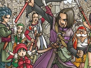 Dragon Quest XI:  gameplay et démo disponible