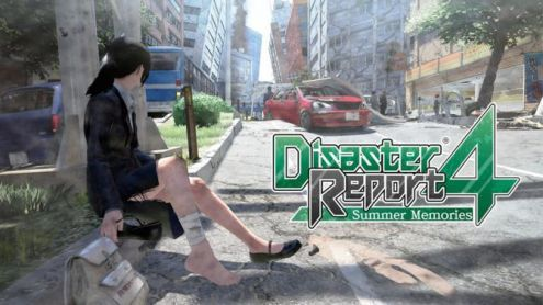 TEST de Disaster Report 4 Summer Memories:  Attention, terrain accidenté