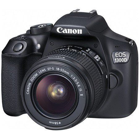 Black Friday - Reflex Canon EOS 1300D à 299 €