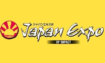 Japan Expo 2017:  JEUXACTU en direct du salon sur Facebook