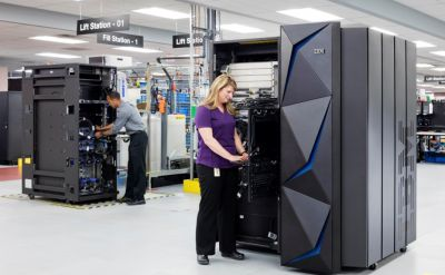 IBM recycle ses mainframes en machines à tout chiffrer