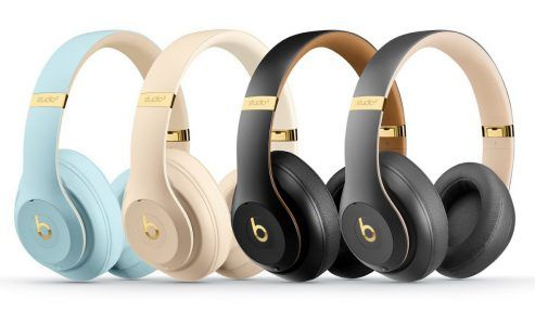 Beats Studio 3:  Apple ajoute une nouvelle collection « Skyline »
