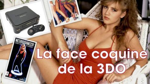 La face coquine de la 3DO ! - Post de HecqDavid
