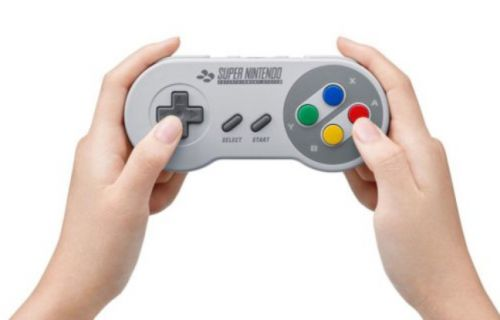 Nintendo Switch : La manette SNES est officiellement en vente