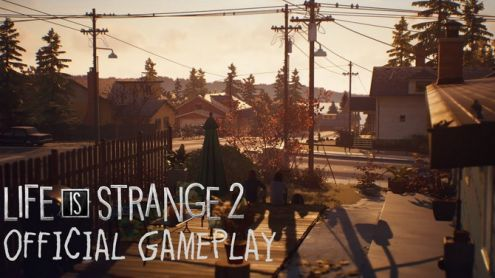 Gamescom:  Life is Strange 2 se montre en 20 minutes de gameplay