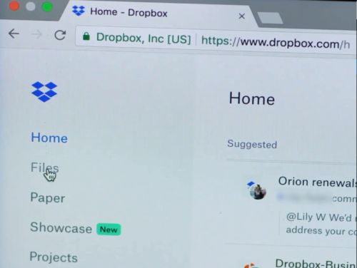 Dropbox remodèle son organigramme après l'introduction en Bourse