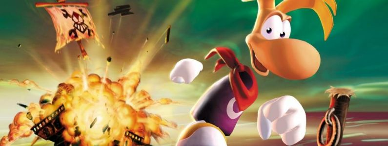 Check ton rétro:  Rayman 2 The Great Escape a 20 ans