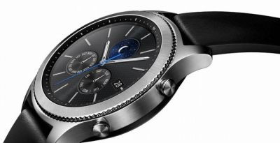 Test de la montre connectée Samsung Gear S3