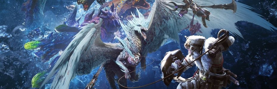 Capcom dévoile la feuille de route de Monster Hunter World:  Iceborne pour 2020