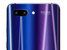 Le Honor 10 est officiel en Chine