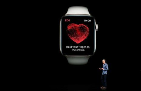 La maladie de Parkinson bientot détectable avec l'Apple Watch d'Apple
