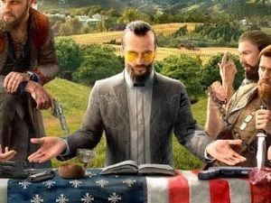 Far Cry 5:  nouveau trailer et gameplay