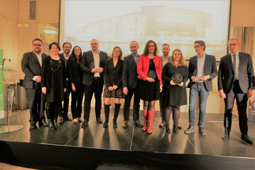 Les gagnants de la Nuit du Data Protection Officer 2018 sont