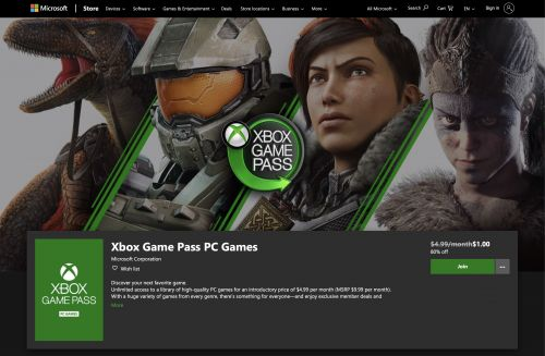 E3 2019:  le Xbox Game Pass arrive sur PC avec Halo 5, Forza Horizon 4, Metro Exodus