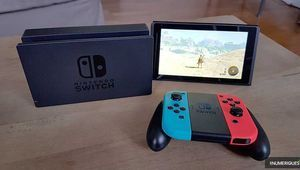 Nintendo Switch : des ventes colossales pour le Black Friday