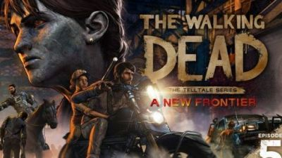 The Walking Dead A New Frontier date son ultime épisode