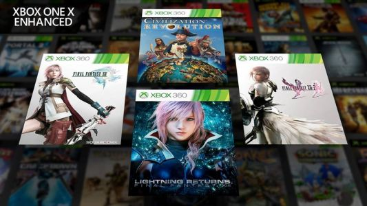 X018:  Final Fantasy XIII, XIII-2 et Lightning Returns bientôt rétrocompatibles Xbox One