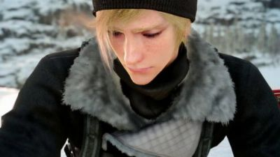 Final Fantasy XV Episode Prompto a droit à son trailer 100% action