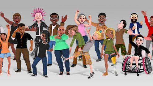 Les nouveaux avatars Xbox disponibles via Windows 10