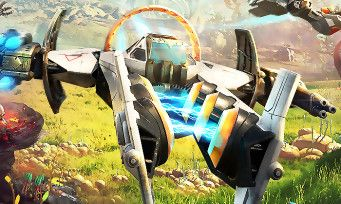 Starlink Battle for Atlas:  le jeu disponible gratuitement sur Xbox One