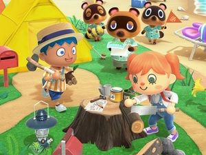 N-Direct Animal Crossing à 15h00