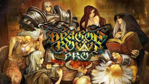 TEST IMPORT de Dragon's Crown Pro:  Une oeuvre d'art animée en 4K !