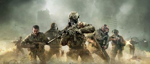 Call of Duty:  Une version mobile signée Tencent en approche