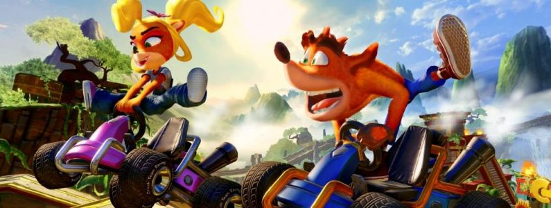 Test de Crash Team Racing Nitro Fueled:  Un remake digne de ce nom