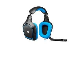 Bon plan:  le casque gaming Logitech G430 à 29€ au lieu de 89 sur Amazon