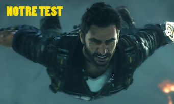 *Test* Just Cause 4:  plaisir instantané, mais grande frustration