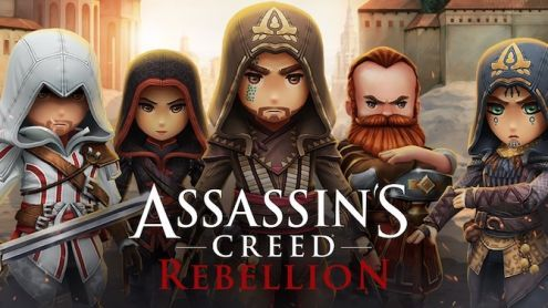 Assassin's Creed Rebellion sur mobile est enfin daté