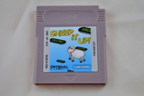 Sheep It Up ! : ressortez la/le Game Boy, un nouveau jeu arrive