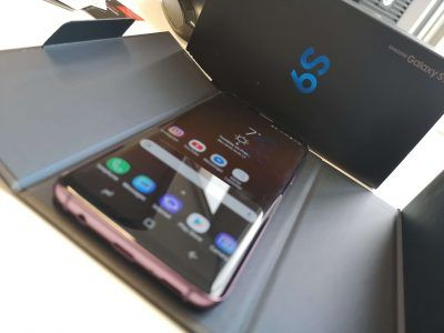 Bon plan:  Samsung Galaxy S9 à 463 euros sur Amazon