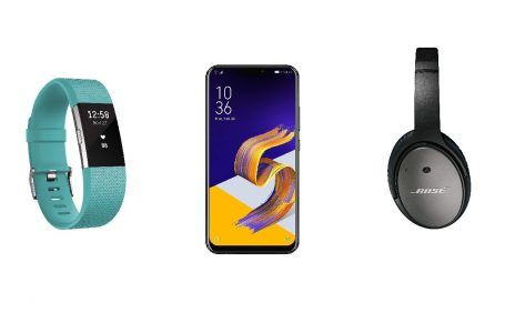 Black Friday Week Amazon:  Asus ZenFone 5, FitBit Charge 2 et Bose QuietComfort 25 en promo !