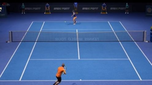 Tennis World Tour montre plus de gameplay dans un Carnet de Développeur