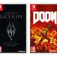 Doom, Skyrim. Bethesda sort le(s) grand(s) jeu sur Nintendo Switch