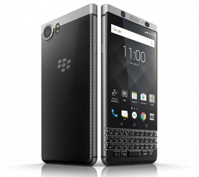 Labo - Blackberry KEYone : un clavier physique qui touche au but