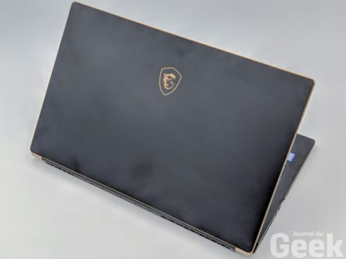 Test MSI GS75 Stealth:  un ultraportable de gamer