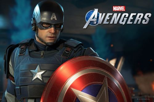 Un jeu Marvel's Avengers A-Day le 15 mai 2020 sur PS4, Xbox One, PC. et Google Stadia
