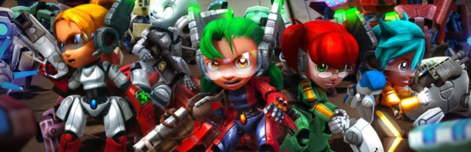 Assault Android Cactus débarque à son tour sur Switch