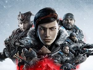Gears 5:  trailer du Versus Tech Test