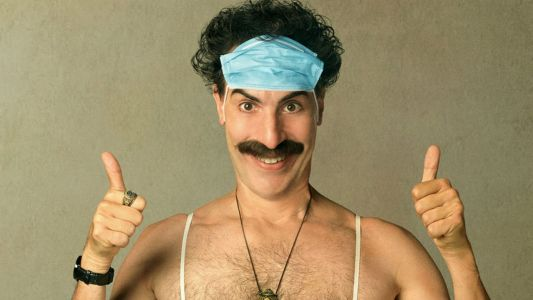 Amazon Prime Video va diffuser un nouveau film Borat